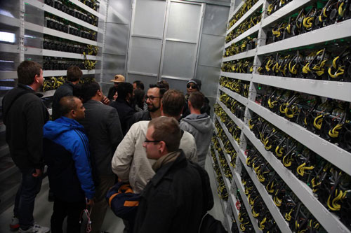 Bitclub Network's Data Centre in Iceland