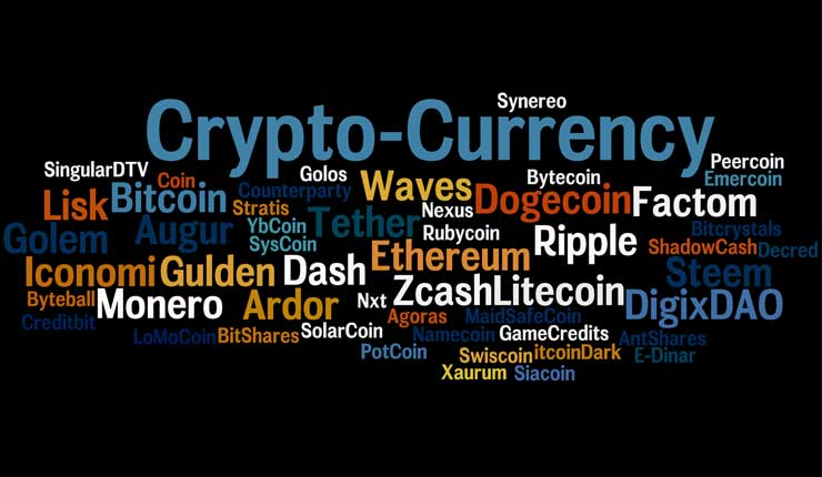Cryptocurrency cloud